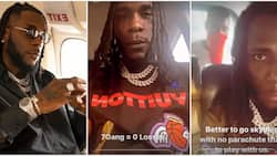 2pac no do pass like this: Reactions as Burna Boy sternly warns people who want to 'play' with his men