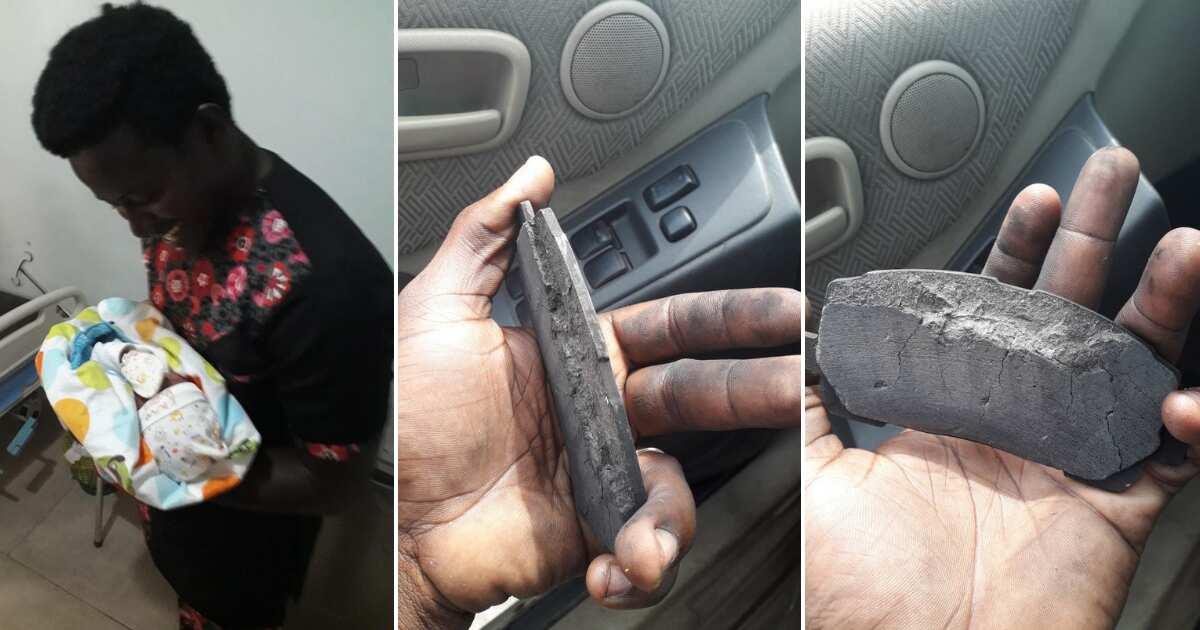Man thanking God tells near accident story, says fake brake pad was installed