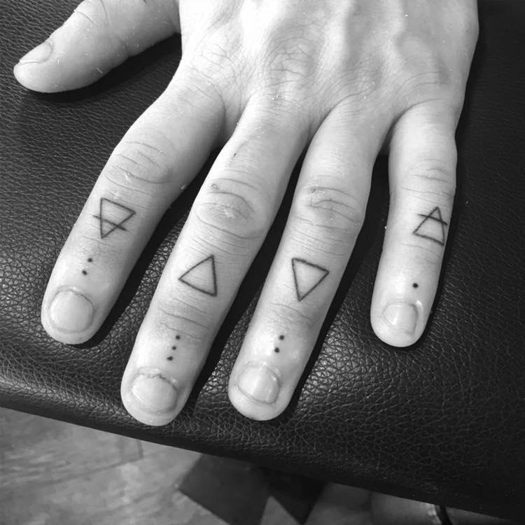 50 Finger Tattoos Ideas For Men And Women Legit Ng