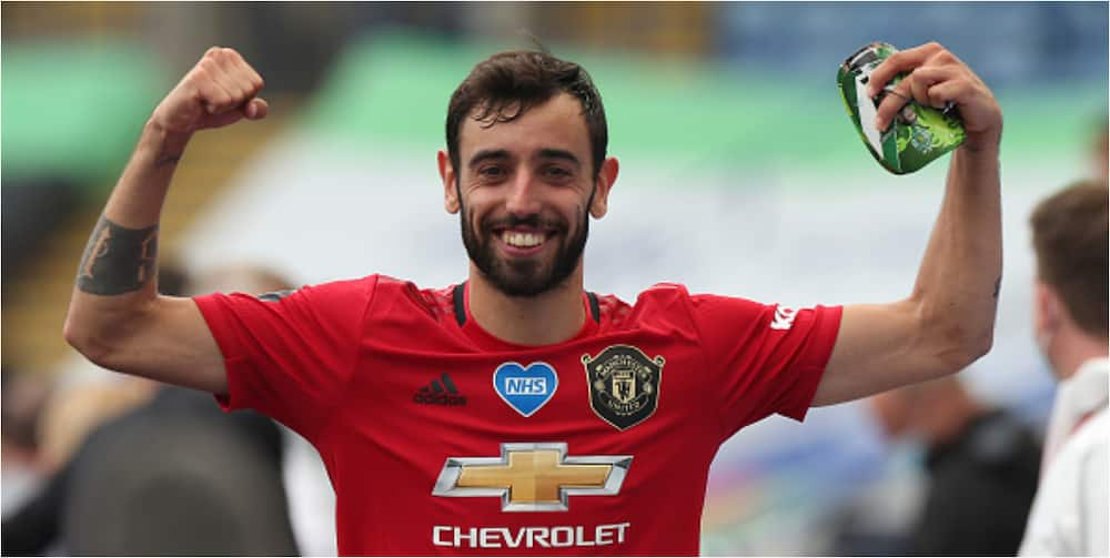 Man United star win Player of the Month for a record 4th time