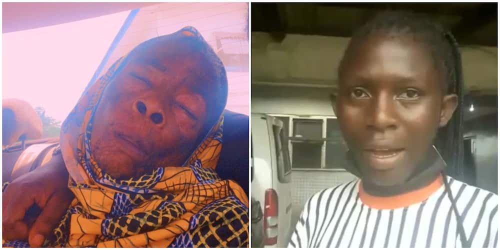 Iyabo Oko: My mum isn't dead, daughter speaks up.
