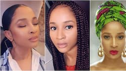 Comparing yourself to others is a slap in the face of God that has been good to you - Adesua Etomi-Wellington says