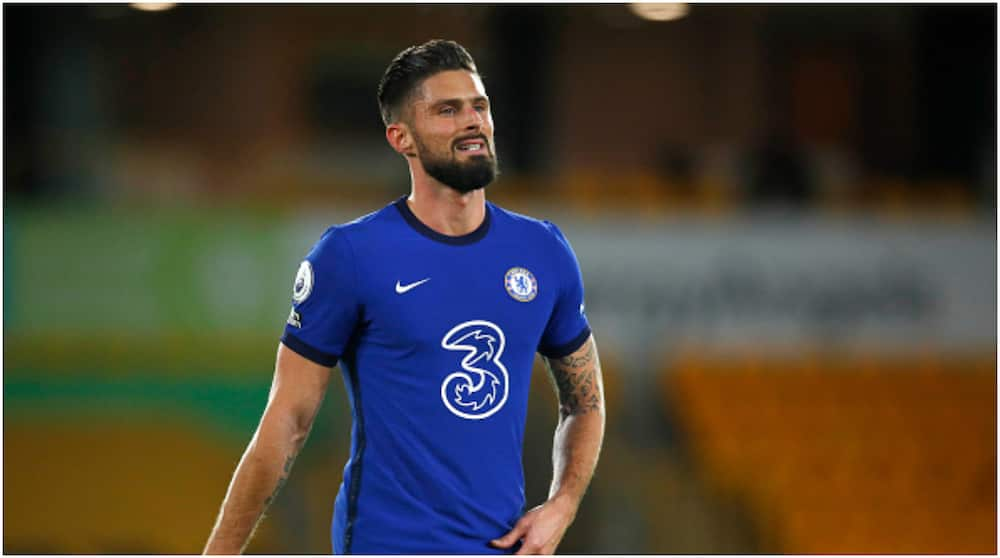 Olivier Giroud: Juventus manager Andrea Pirlo hints on possible move for Chelsea striker
