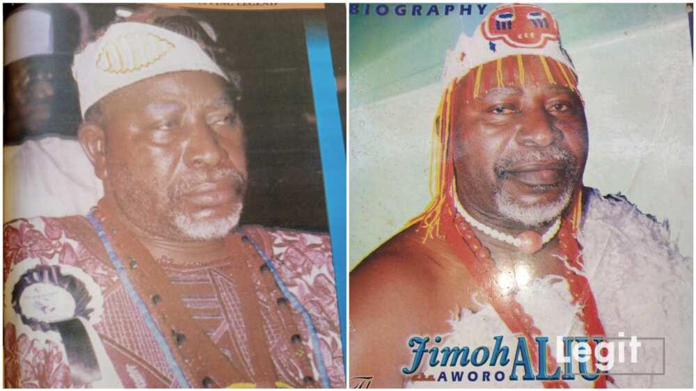 Veteran Yoruba actor Jimoh Aliu 'Aworo' dies at 86