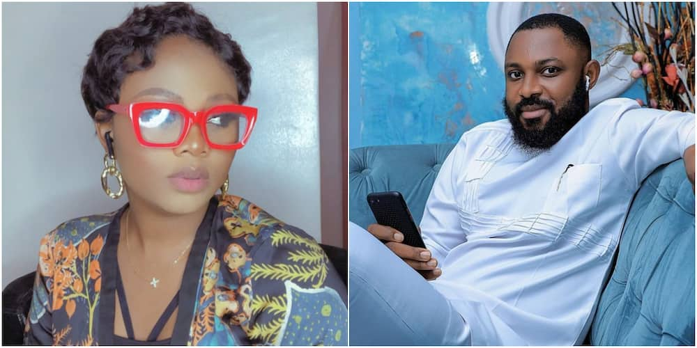 BBNaija: Tega and her husband