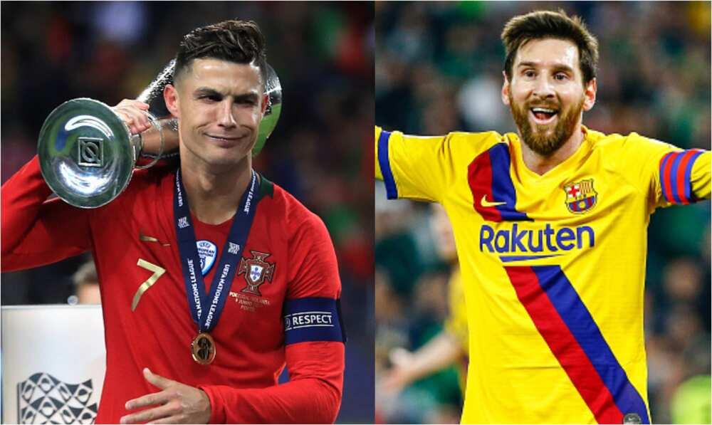 Bernardo Silva: 'Cristiano Ronaldo, Lionel Messi is a debate that's not debatable'