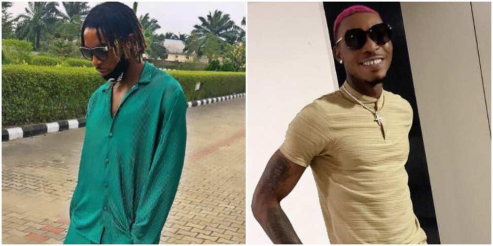 Solidstar falls sick after leaving Lagos hotel