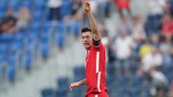 Robert Lewandowski beats Thomas Muller, Erling Haaland for prestigious award in Germany