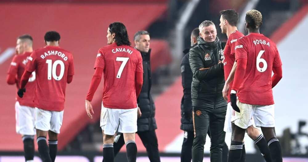 How Manchester United could line up vs Aston Villa after Edinson Cavani suspension