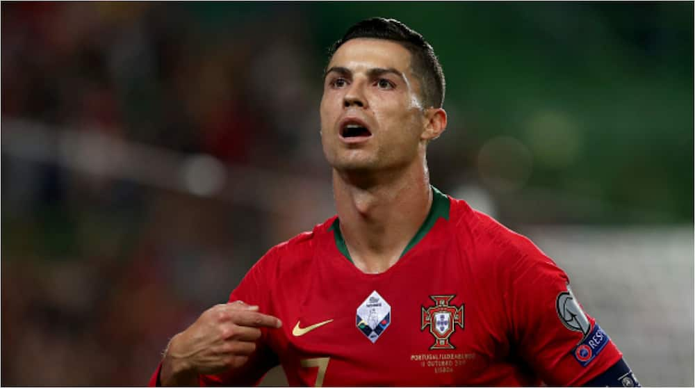 Cristiano Ronaldo: Portuguese striker says success is not measured by what you achieve