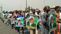 'Yan Sanda sun yi ram da wasu daga cikin Mabiyan Sheikh El-Zakzaky za su yi ta'adi a Abuja