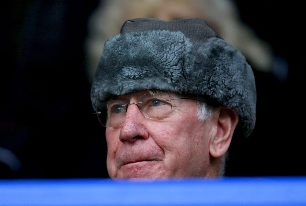 Bobby Charlton, England legend, reportedly diagnosed with dementia