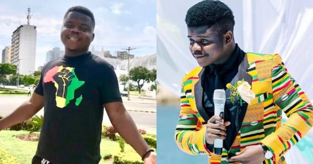 Meet Ghanaian who quit his Aeronautical Engineering job in China to become Ghana's top YouTuber