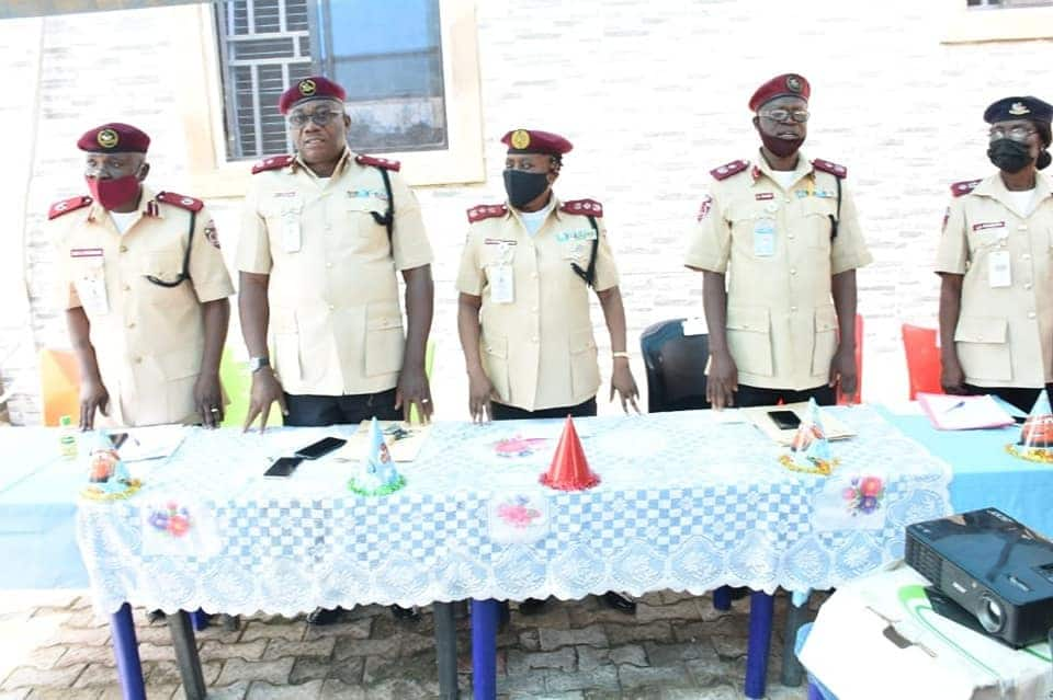 Nigerians can now apply for FRSC 2021 recruitment exercise.