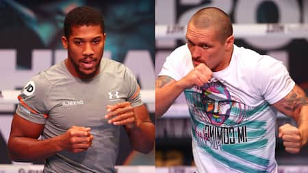 Tyson Fury sends strong warning to Anthony Joshua ahead of his fight against impressive Olexsandr Usyk