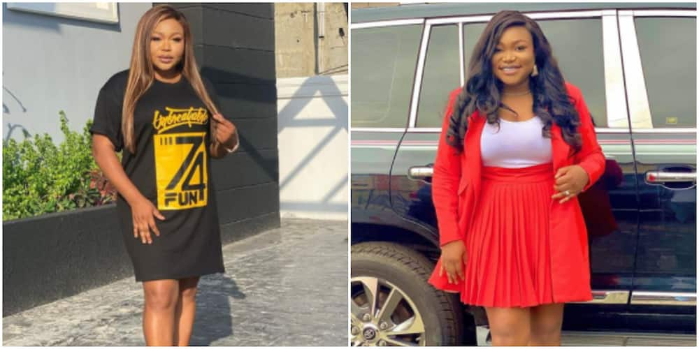 Actress Ruth Kadiri says people worry about unreal problems
