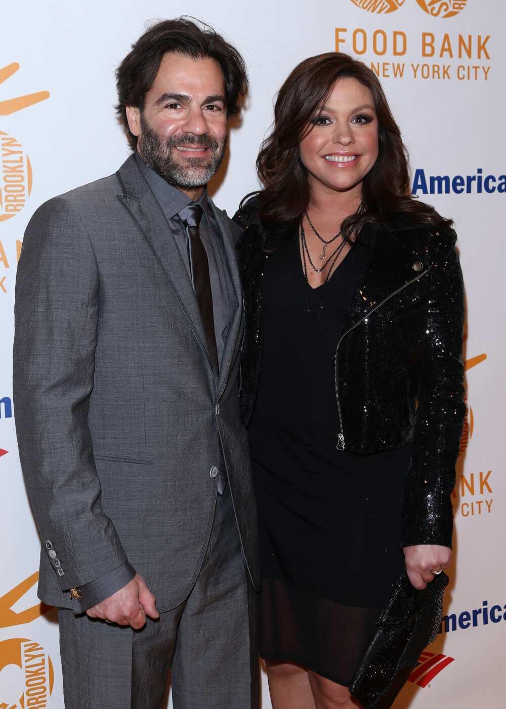 Rachael Ray and husband