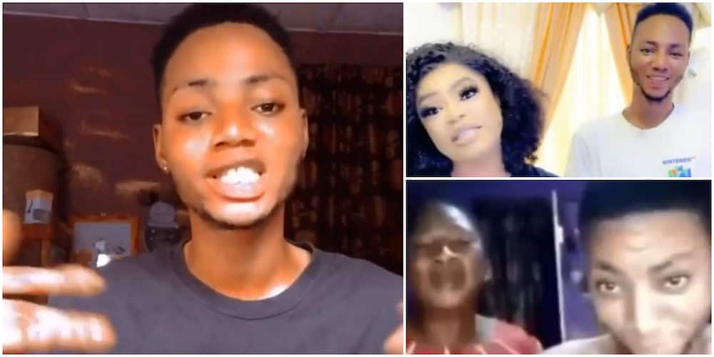 I Tattooed Bobrisky on My Body Because I Thought He Will Give Me Money, but It Didn't Work: Fan Opens Up