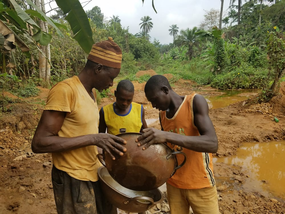 List of natural resources in Nigeria