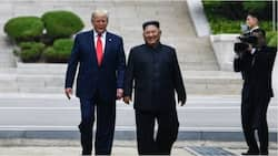 History as Donald Trump visits North Korea, becomes first US president to do so