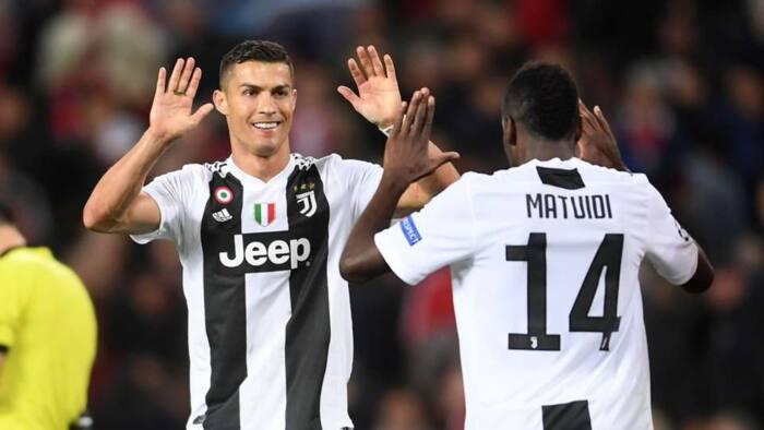 Gwaji ya nuna wani shararraren 'Dan kwallon Juventus ya kamu da Coronavirus