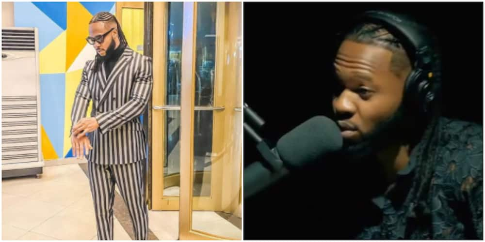 Flavour reveals he did not sleep with any woman until he turned 24