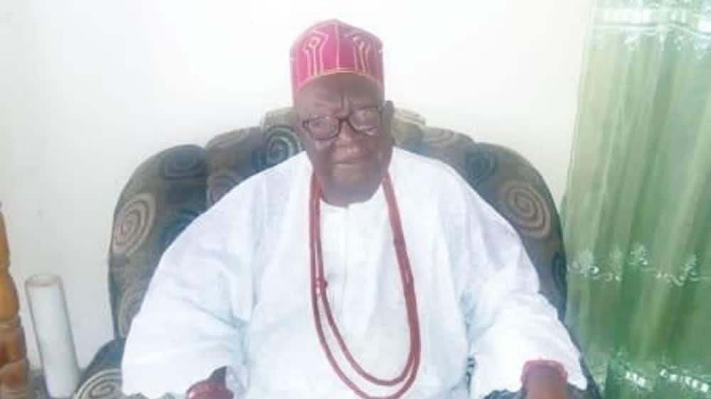 Oba Joseph Olu-Ojo: Ondo monarch dies after 43 years on throne
