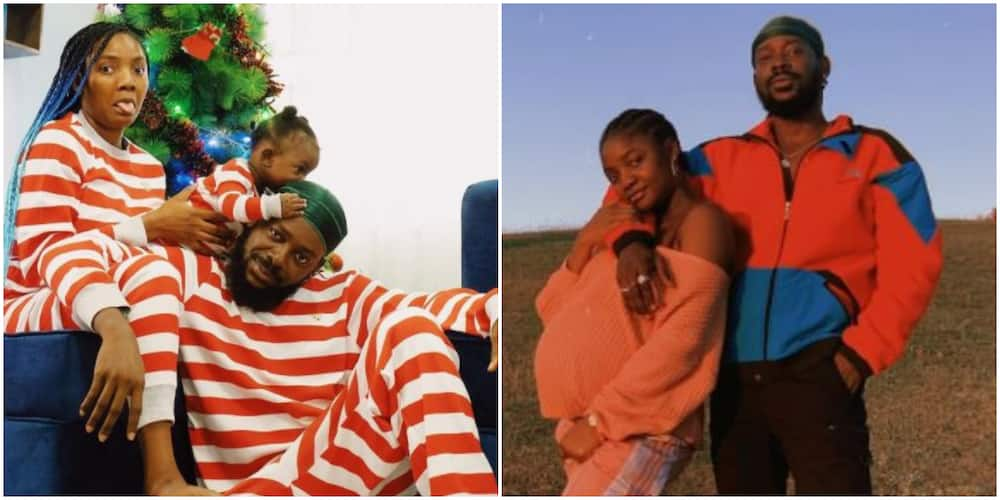 Allow Them Enjoy Their Marriage in Peace: Nigerians React to Rumours of Adekunle Gold Cheating on Simi