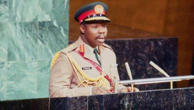 Image result for obasanjo military regime