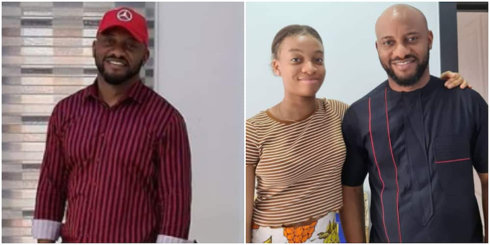 No DNA test needed: Yul Edochie brags as he shares photo of lookalike daughter