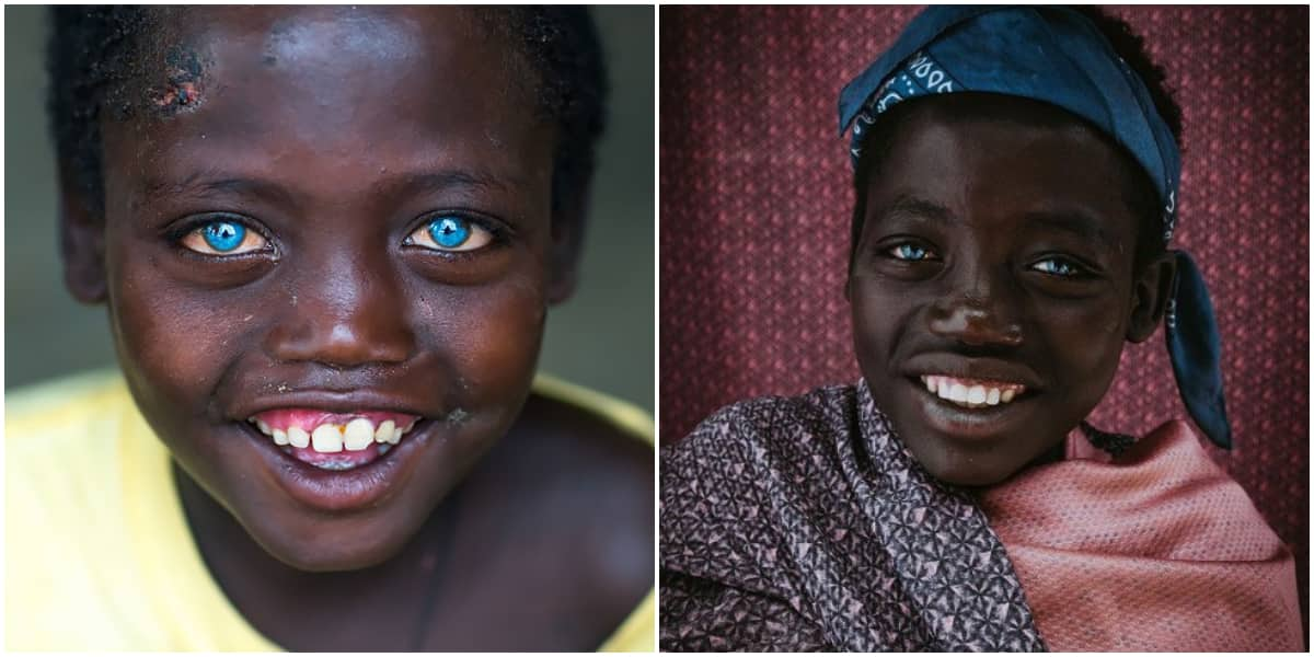Abushe: The 14-Year-Old Ethiopian Boy with Adorable Natural Blue Eyes Everyone is Talking about ▷ Nigeria news