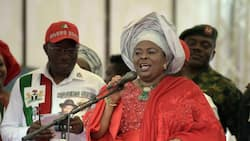 Court announces date to hear final forfeiture of Patience Jonathan's $5.8m, N2.4bn