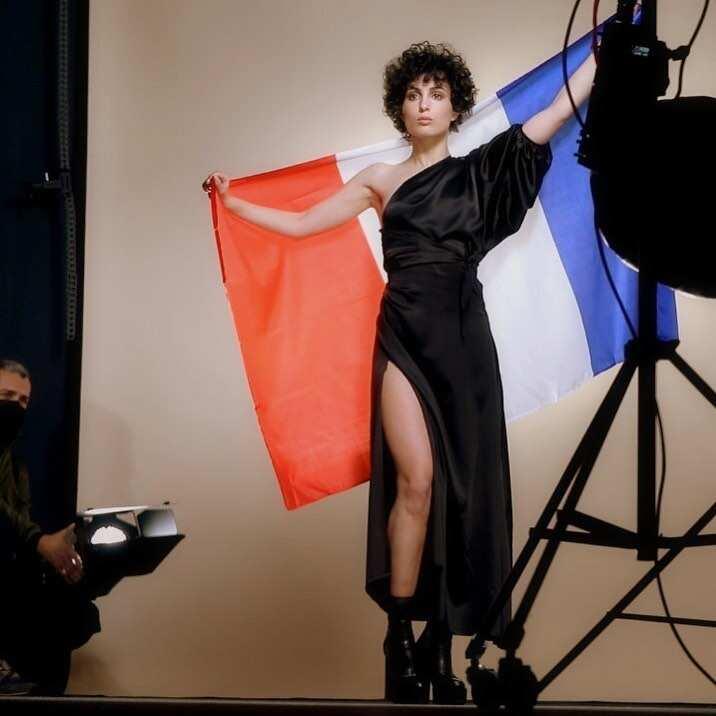 Barbara Pravi: représentant Eurovision France 2021