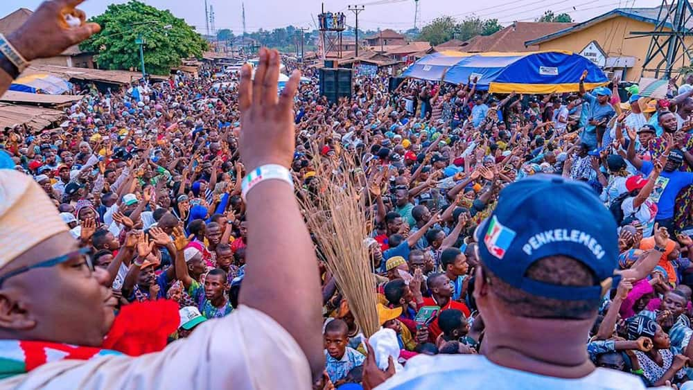 Shittu, Lanlehin, other APC chieftains reunite in Oyo state ahead of 2023
