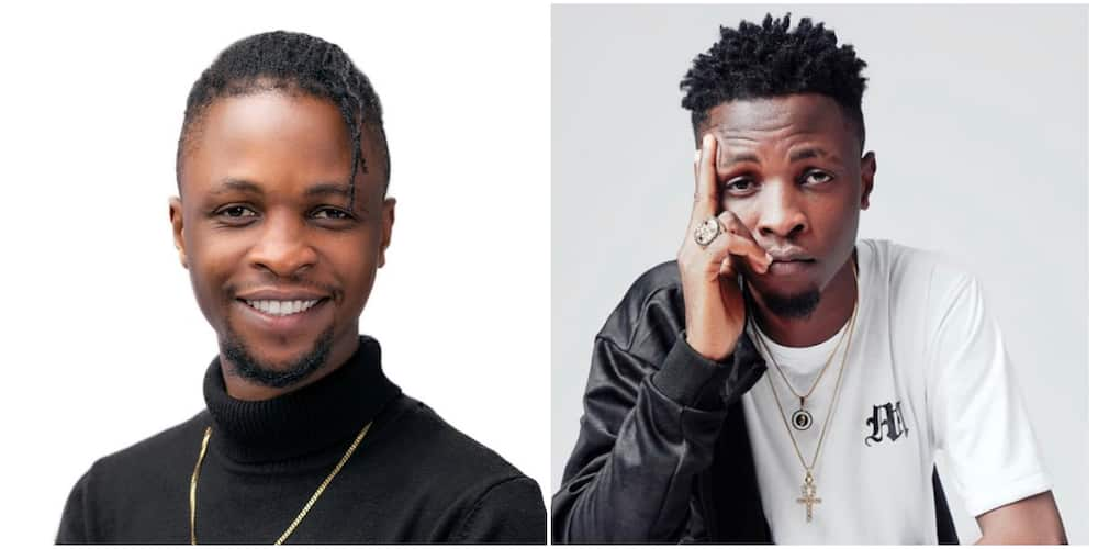 Old tweets of BBNaija's Laycon mourning the death of his father evokes reactions from fans