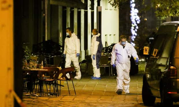 Vienna attack: Several arrests made after 4 killed in 'terror' shooting attack