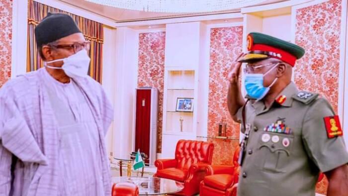 Analysis: Why Buhari appointed 3 Nigerian Army chiefs from Operation Lafiya Dole