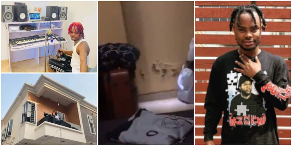 Oladips shares testimony as he moves into new home (video, photo)