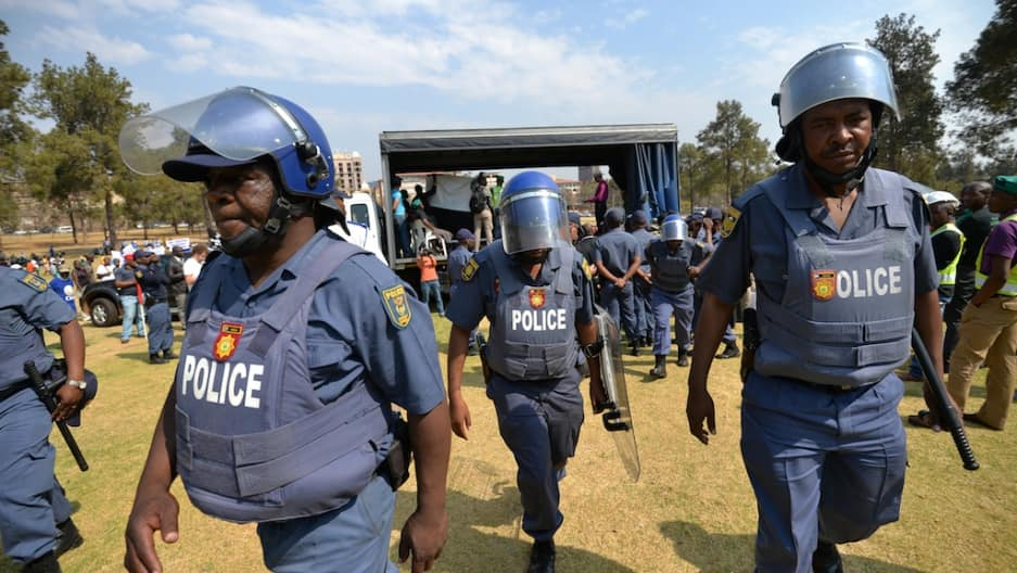 Breaking: South African police sentenced to 30 years for killing Nigerian