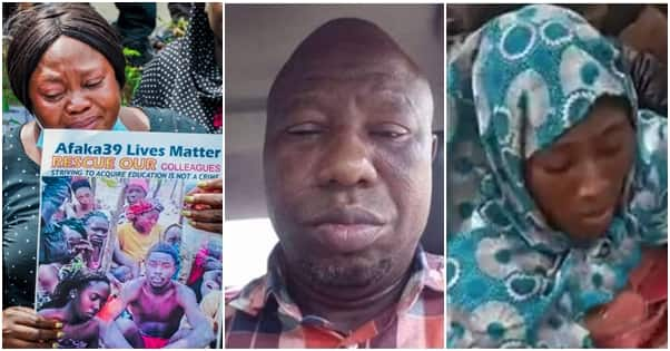 Tragedy as father of abducted female Kaduna student dies of heart attack