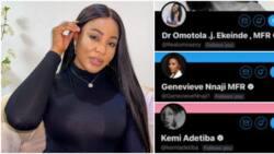 Social currency: I brag different, BBNaija's Erica says, Omotola, Genevieve, Kemi Adetiba among her followers