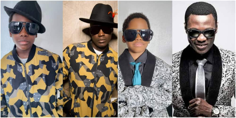 Sound Sultan and his kids