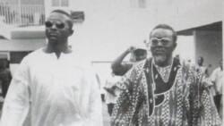 Nigerians react as Chief Gani Fawehinmi's son dies at 52
