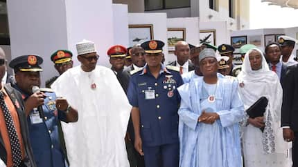 Why we need unity among all MDAs - Buhari explains as he declares Air Power open