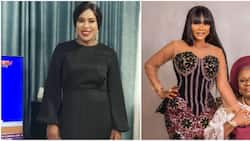 Fathia Balogun sets beef aside, sympathises with Iyabo Ojo who just lost her mother