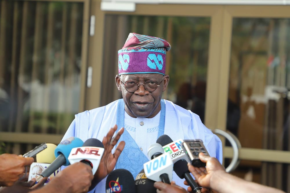 Bola Tinubu Warns Nigerians About Plot by Forces to Start Crisis