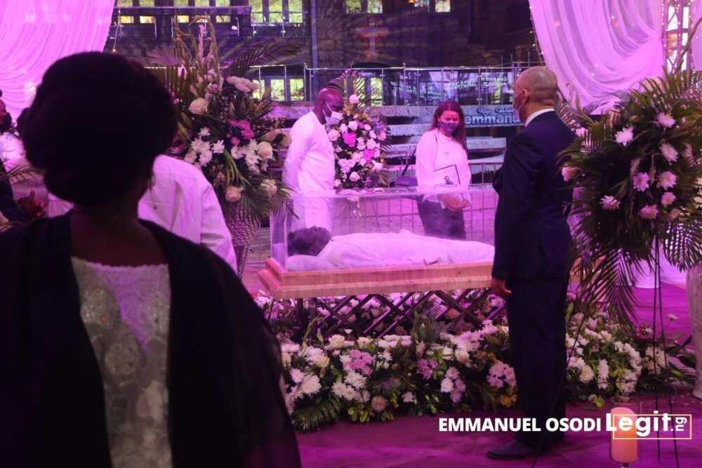 Pastor TB Joshua died on June 5.