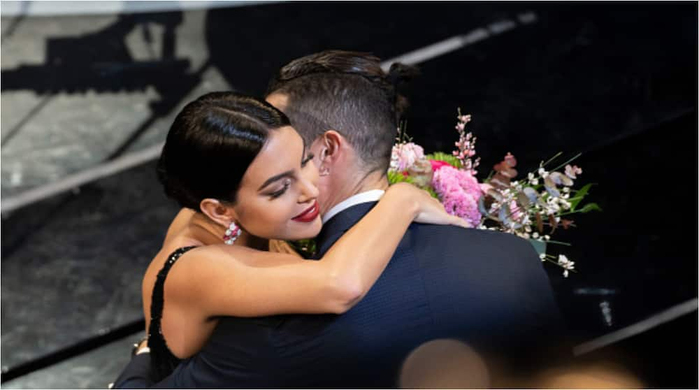 Georgina Rodriguez gushes about 'legend' Cristiano Ronaldo after Cup triumph and says 1 thing about the star