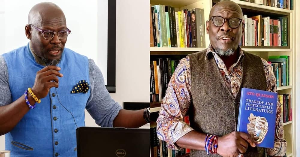 Professor Ato Quayson: Ghanaian professor appointed HOD of English at Stanford University