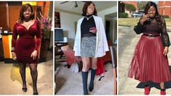 Strong and fashionable: Plane crash survivor Kechi shows off admirable style in 10 photos
